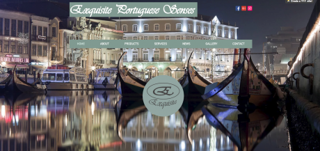 Exquisite Portuguese Senses Homepage