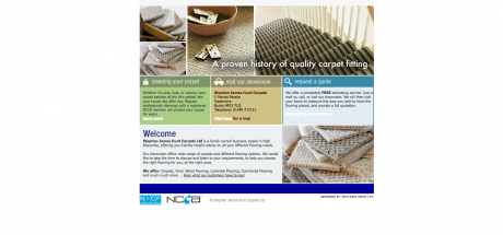 Stephen Hunt Carpets Homepage
