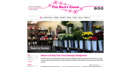The Daisy Chain Homepage